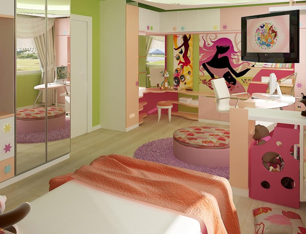 истерия-дизайн-дианабад-детска стая-1