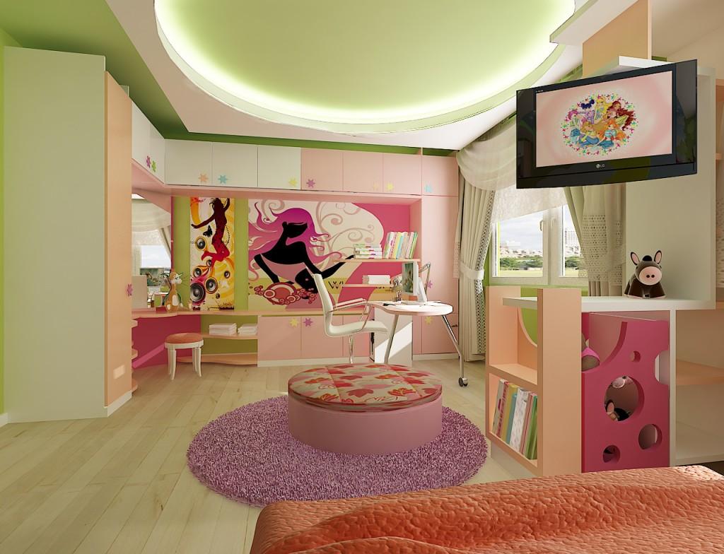 истерия-дизайн-дианабад-детска стая-2
